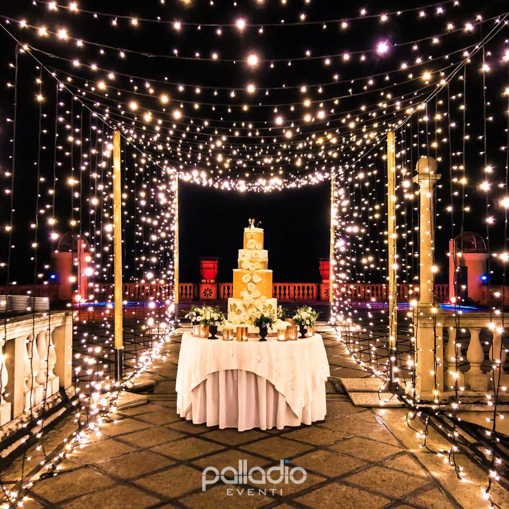 Cielo Stellato Led Matrimonio.Special Wedding Con Enzo Miccio Castello Del Catajo